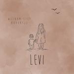 Geboortekaartje Levi persoonlijk